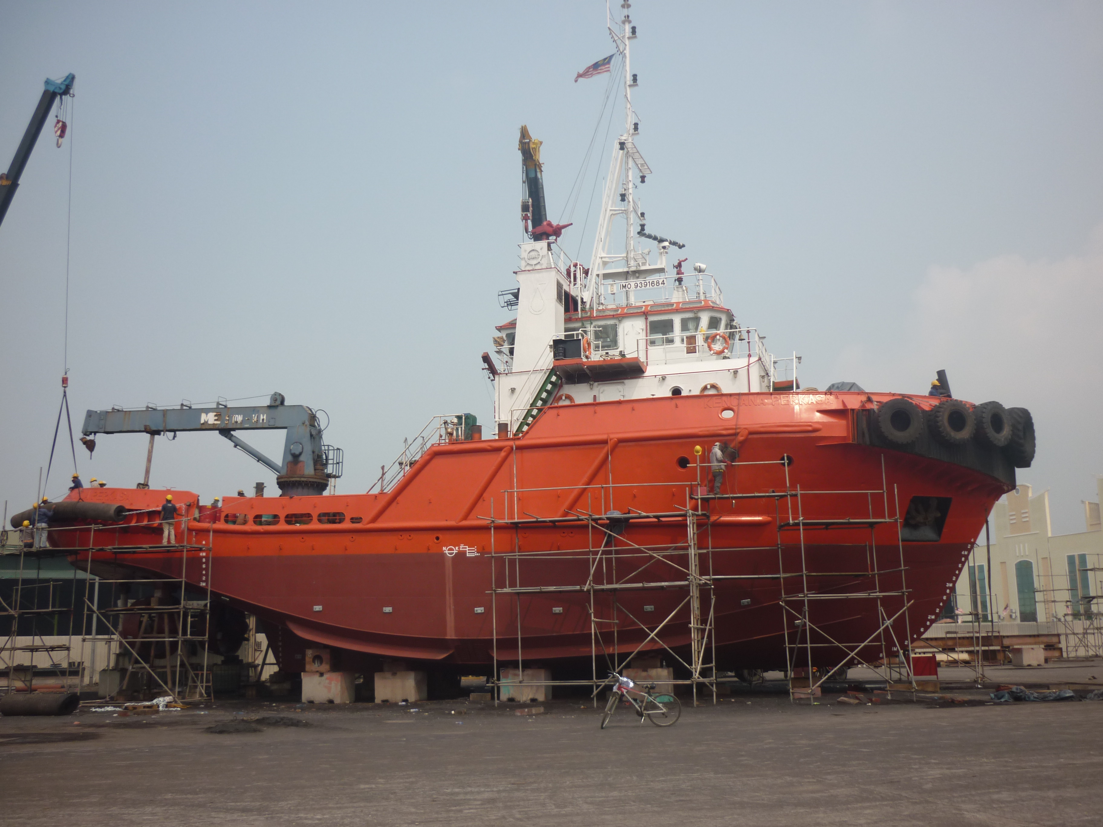 Lunar Shipping Malaysia | Tug & Barge Charter Based In Port Klang